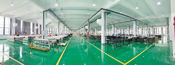 Es werden ein 60.000 Quadratmeter großes Forschungszentrum und eine neue Produktionsbasis gebaut, und die jährliche Produktion von Geräten kann 4.000 Einheiten erreichen