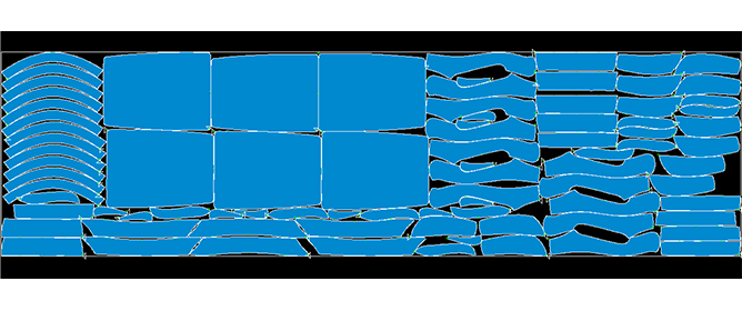 IECHO super automatisches Verschachtelungssystem