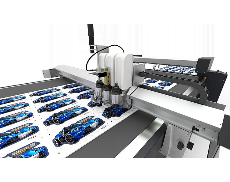 BK3 Hochgeschwindigkeits-Digitalschneidemaschine