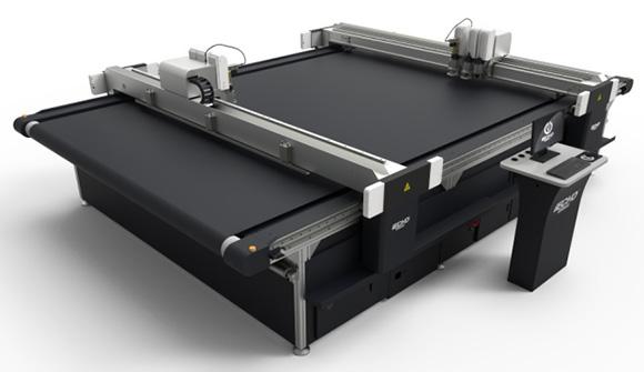 TK4S Großformat-Schneidsystem